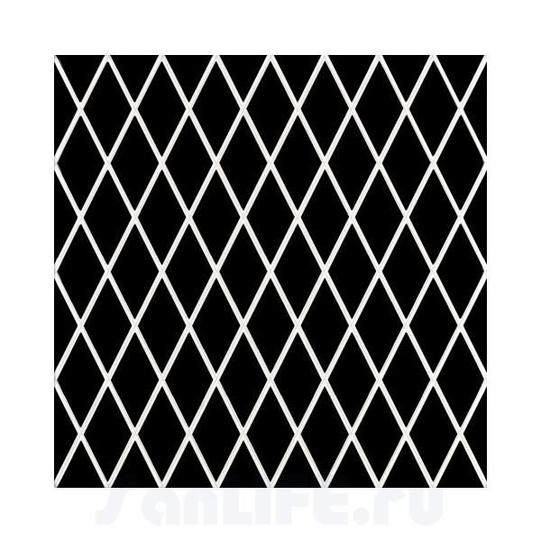 Cas Ceramica Black&White Decor Black&White Mix 20x20 Плитка настенная (Микс)