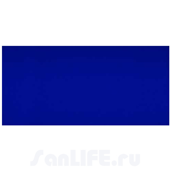 Cas Ceramica Color Liso Azul 14x28 Плитка настенная