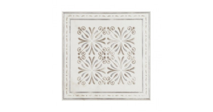 Cas Ceramica Ethernal Decor White 15x15 Плитка настенная