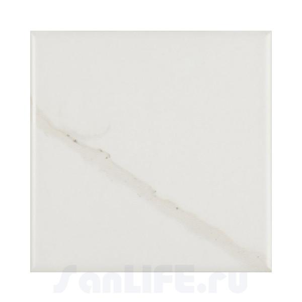 Cas Ceramica Ethernal White 15x15 Плитка настенная