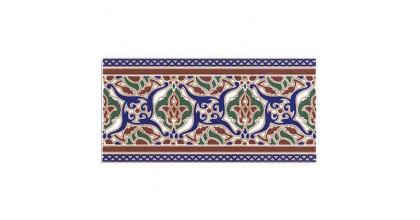 Cas Ceramica Layal Cenefa 14x28 Плитка настенная
