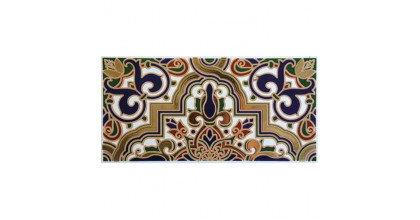 Cas Ceramica Layal Mix Oro 14x28 Плитка настенная