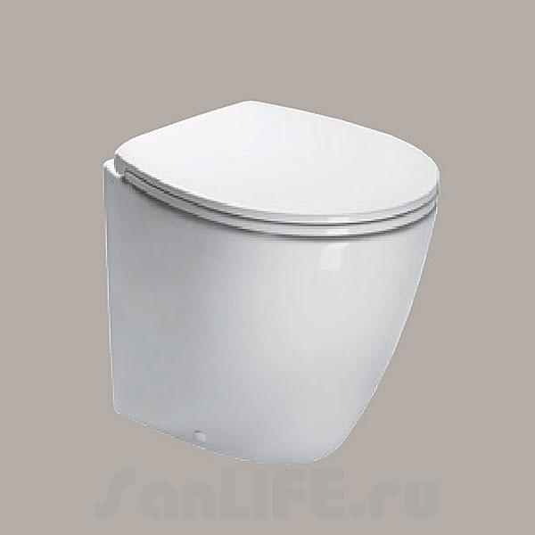 Catalano Velis 50 Унитаз приставной 1VP5000