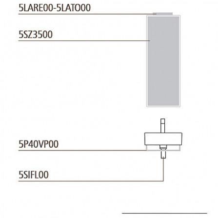 Catalano Premium Полотенцедержатель 5P40VP00