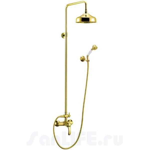 Cezares Lira CD-03 Душевая система для душа золото