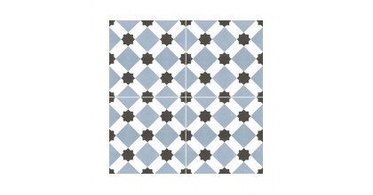 Dual Gres Chic Howard Blue 45x45