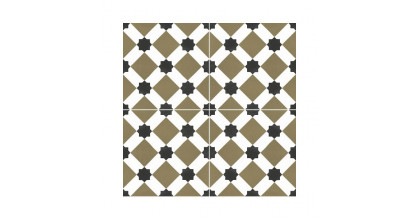 Dual Gres Chic Howard Olive 45x45