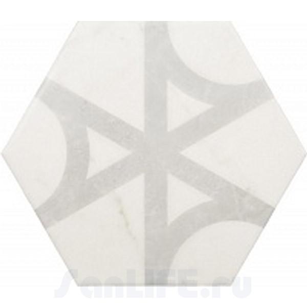Equipe Carrara Hexagon Flow 17,5x20