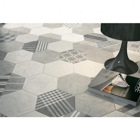Коллекция Equipe Hexatile Cement