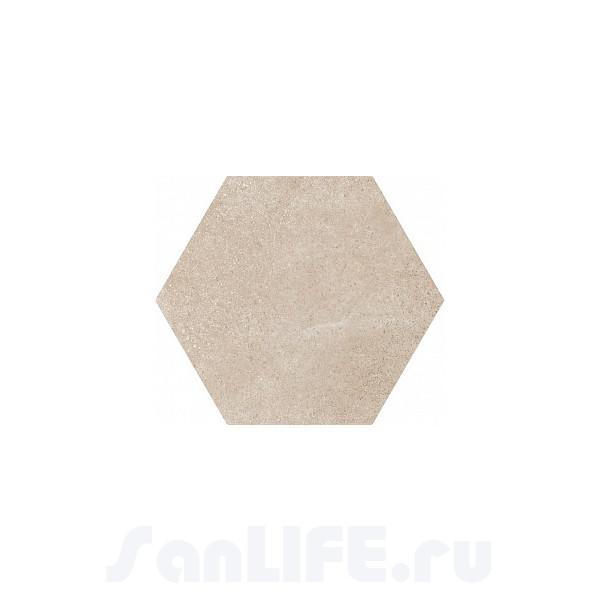 Equipe Hexatile Cement Mink 17,5x20