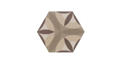 Equipe Hexatile Nature Cream 17,5x20