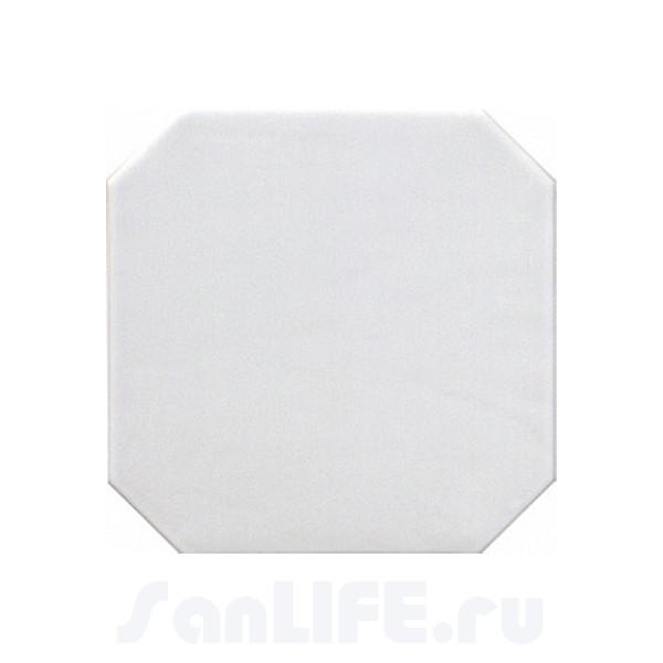 Equipe Octagon Blanco Mate 20x20