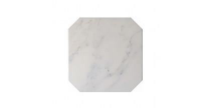 Equipe Octagon Marmol Blanco 20x20