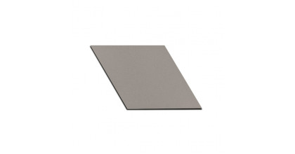 Equipe Rhombus Smooth Dark Grey 14x24