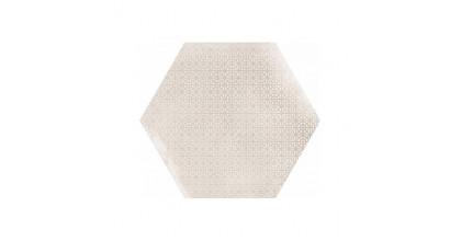 Equipe Urban Hexagon Melange Natural 29,2x25,4 (12 рисунков)