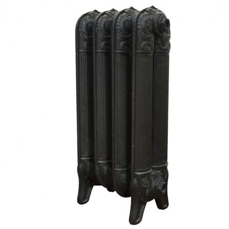 Fakora Retro Dragon 730/04 Радиатор отопления 404х735х224 Black