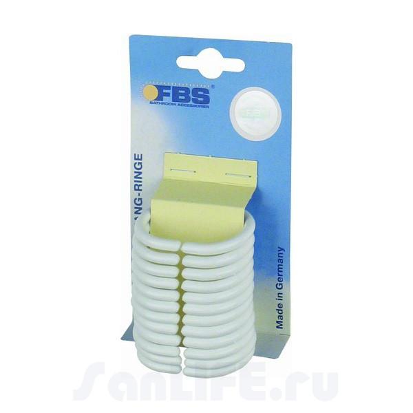 FBS Комплект колец (12 шт) белый CR 02