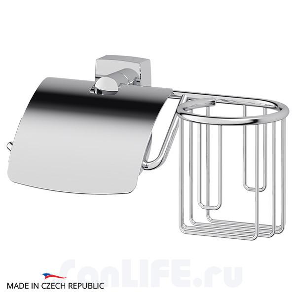 FBS Esperado ESP-053 Держатель туалетной бумаги с крышкой и освежителя