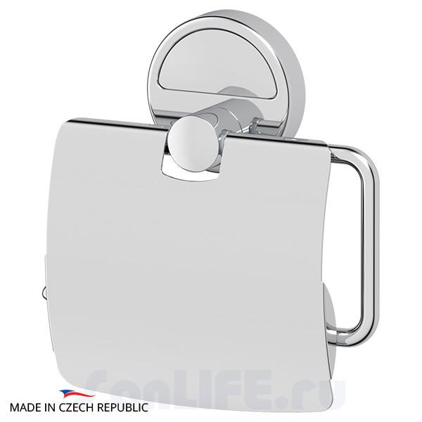 FBS Luxia LUX-055 Держатель туалетной бумаги с крышкой