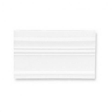 Ceramiche Grazia Boiserie Finale 12X20 Bianco matt