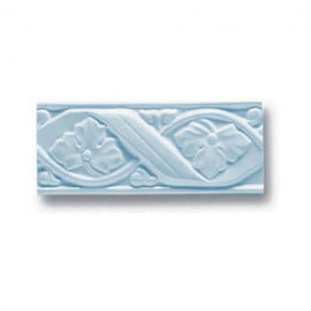 Ceramiche Grazia Boiserie Gemme 8X20 Genziana