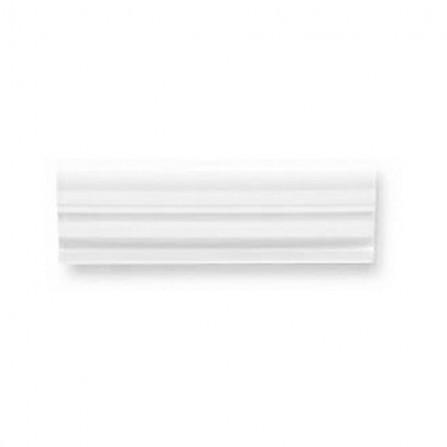Ceramiche Grazia Boiserie Toro 6,5X20 Bianco matt