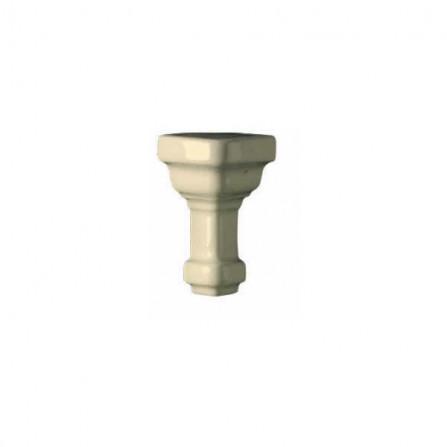 Ceramiche Grazia Essenze Angolo Est Parete Capitello 7,5X3 Primula