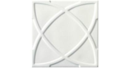 Ceramiche Grazia Vintage 20X20 Circle White