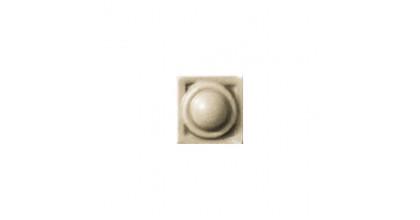 Ceramiche Grazia Amarcord Tozzetto Diamantato 3X3 Tabacco matt