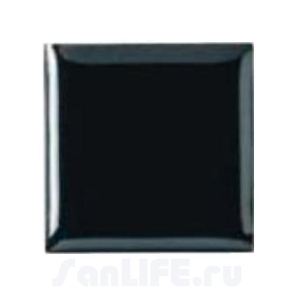 Ceramiche Grazia Vintage Tozzetto 3X3 Black