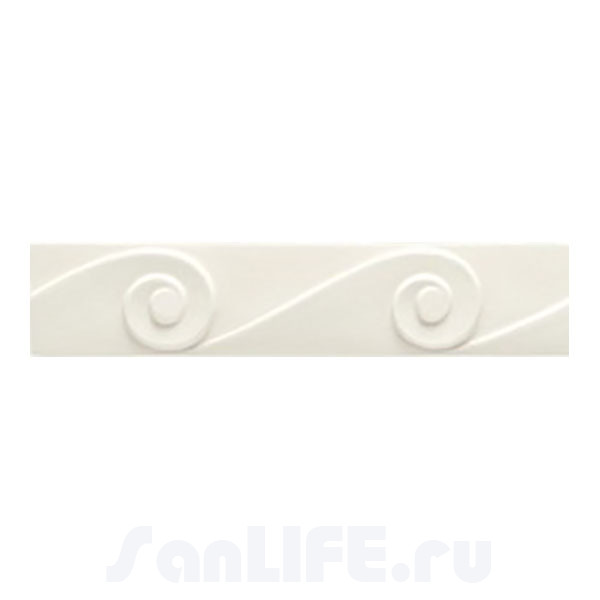 Ceramiche Grazia Essenze Onda 5,5X26 Magnolia