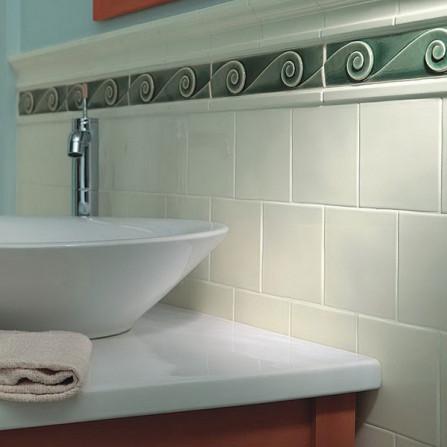 Ceramiche Grazia Essenze Onda 5,5X26 Primula
