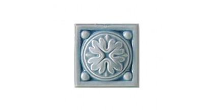 Ceramiche Grazia Essenze Voluta Tozzetto 6X6 Genziana