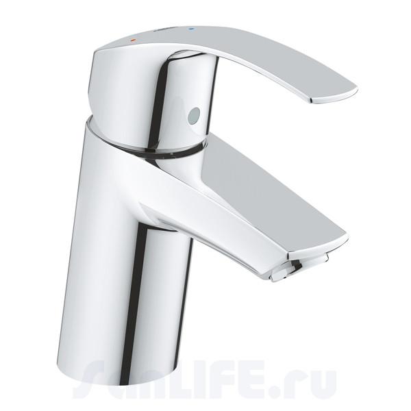 Grohe Eurosmart Смеситель для раковины S-Size 32154 002
