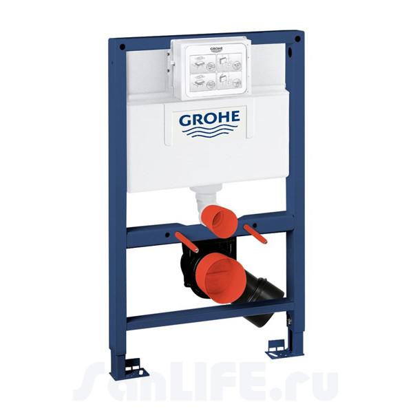 Grohe Rapid SL Инсталляция для унитаза 0,82 м 38526 000