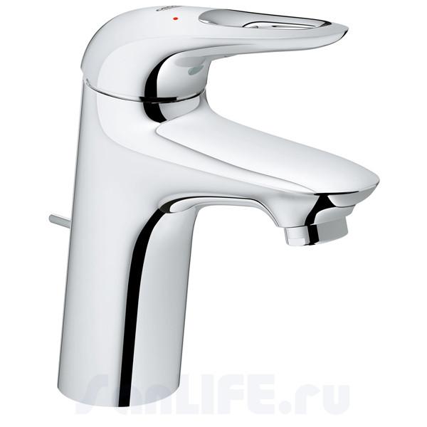 Grohe Eurostyle Смеситель для раковины S-Size 33558 003