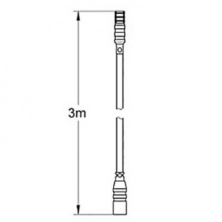Grohe Allure F-digital Соединительный кабель 3м 47727 000