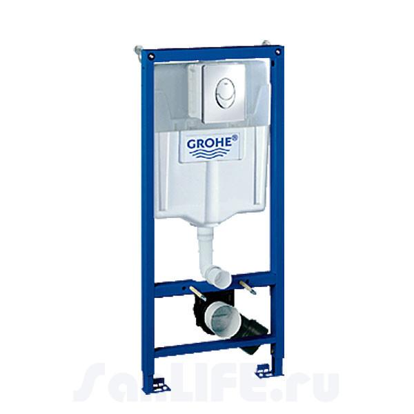 Grohe Rapid SL Set 3:1 Инсталляция для унитаза 38721 001