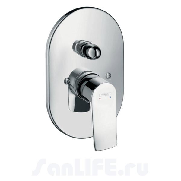 Hansgrohe Metris Смеситель для ванны, СМ 31484000