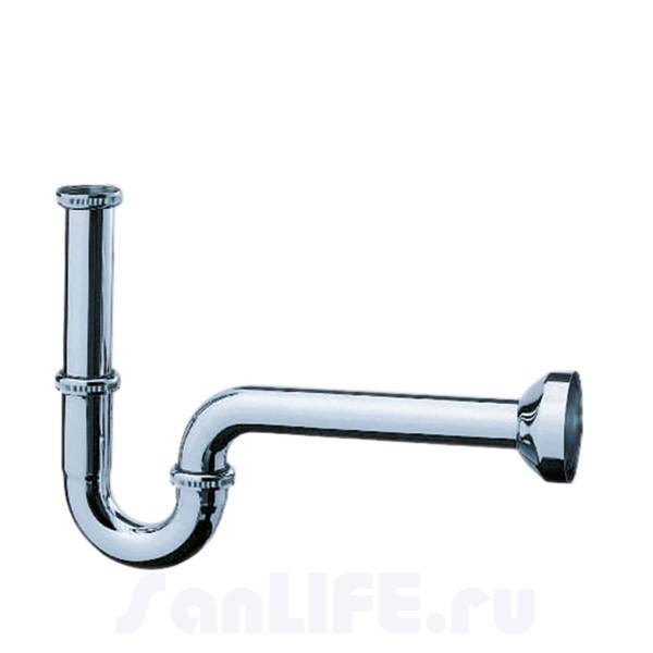 Hansgrohe Сифон трубчатый 1 1/4'' 53010000