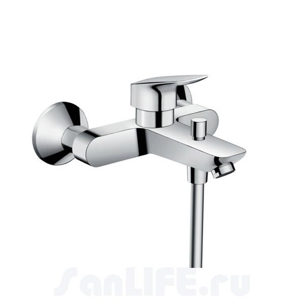 Hansgrohe Logis Смеситель для ванны 71401000