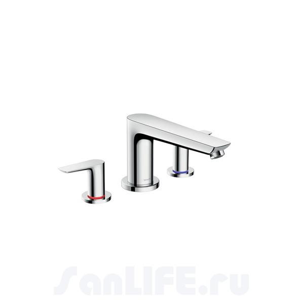 Hansgrohe Talis E Смеситель для ванны на 3 отв 71747000
