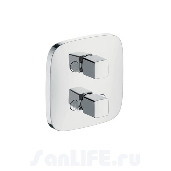 Hansgrohe PuraVida Вентиль iControl, 3 потребителя 15777000