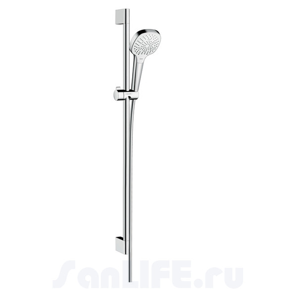 Hansgrohe Croma Select E Multi EcoSmart 90 Душевой гарнитур 26591400