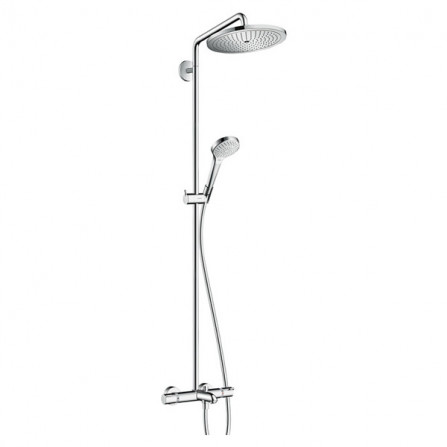 Hansgrohe Croma Select 280 Air 1jet Showerpipe Душевая система для ванны 26792000