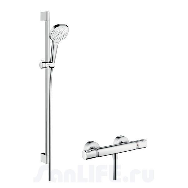 Hansgrohe Croma Select E Душевой комплект 27082400
