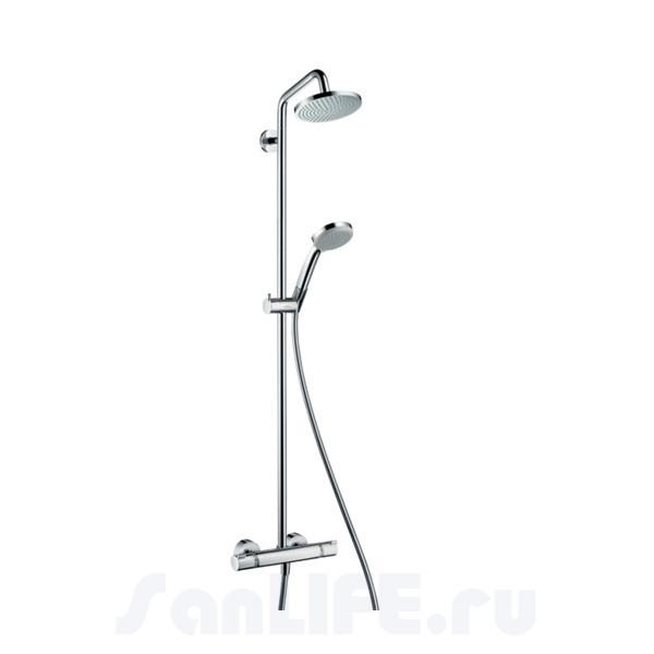 Hansgrohe Croma 160 1jet Showerpipe Душевая система для душа 27135000