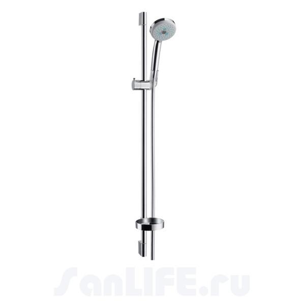 Hansgrohe Croma 100 Multi Ecosmart/Unica'C 90 Душевой гарнитур 27655000