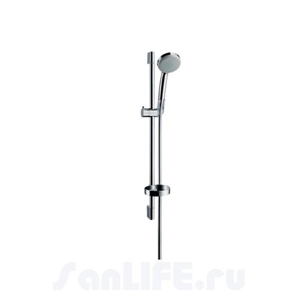 Hansgrohe Croma 100 1jet /Unica'C 65 Душевой гарнитур 27717000