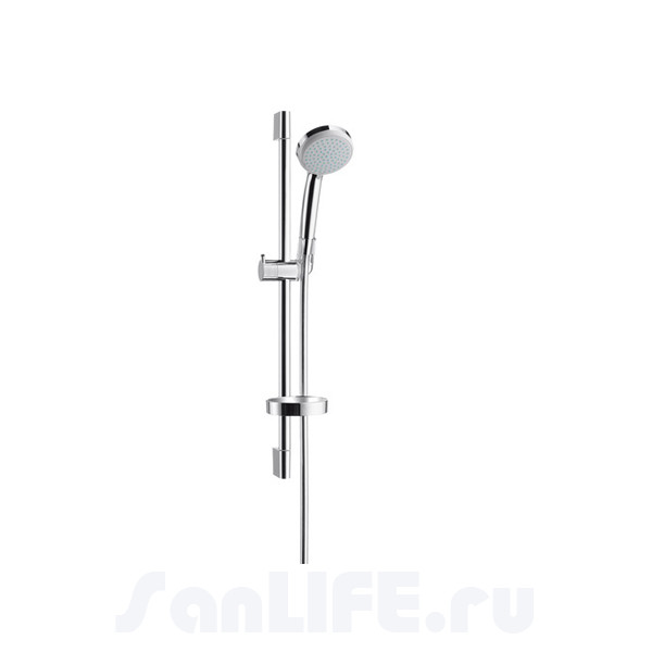 Hansgrohe Croma 100 Vario/Unica'C 65 Душевой гарнитур 27772000